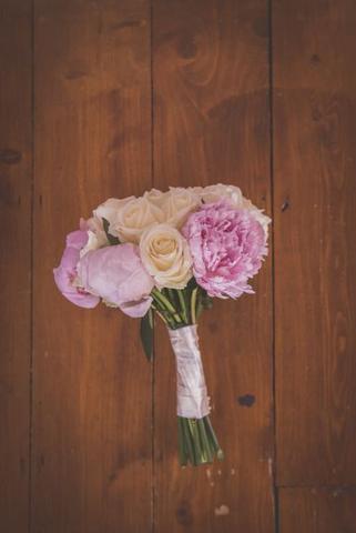 Caroline and Nathan - Bridal Bouquet