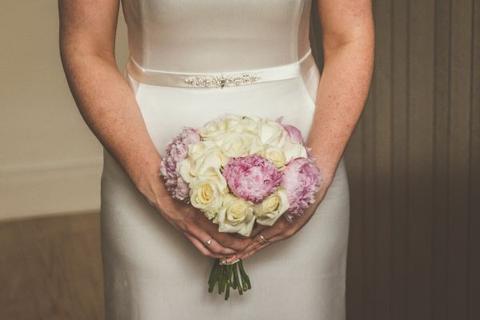 Caroline and Nathan- Bridal Bouquet