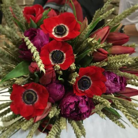 Hungarian Days flower bouquets