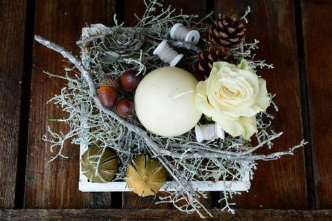 Christmas flowers/ wintertime hidden gems